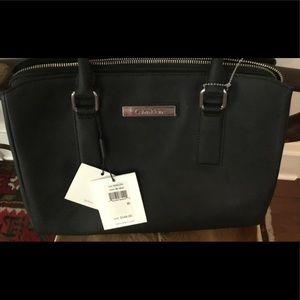 NWT Calvin Klein satchel purse